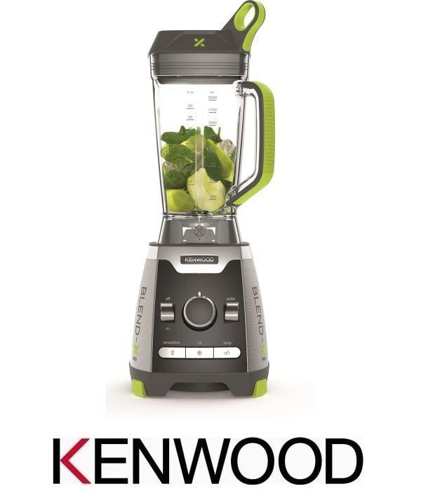 KENWOOD בלנדר מקצועי - לאורח חיים בריא ... דגם: BLP900BK - מתצוגה !