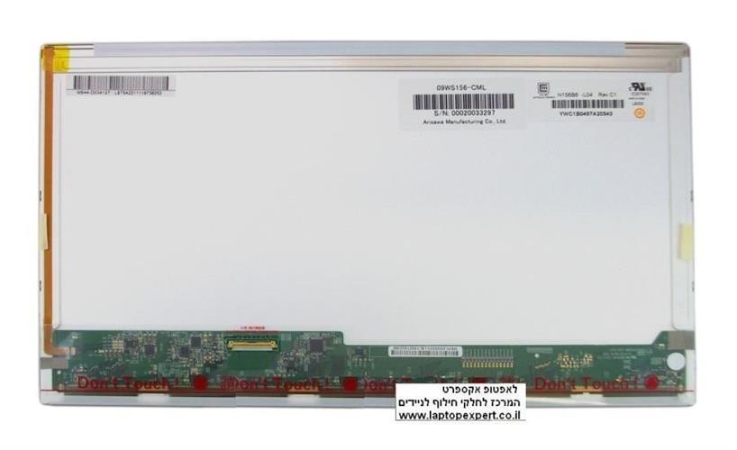 החלפת מסך למחשב נייד AUO B156XW02 V.5 WXGA 15.6