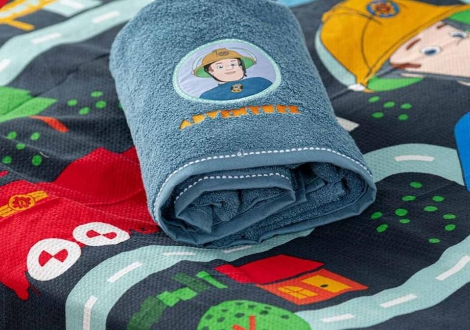מגבת רחצה של סמי הכבאי