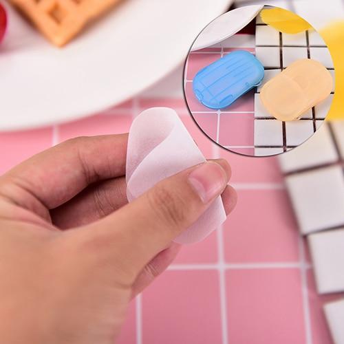 דפי סבון ריחניים להיגיינה אישית בכל מקום