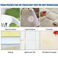 טבליות הפלא V-Clean לניקוי יסודי בקלות