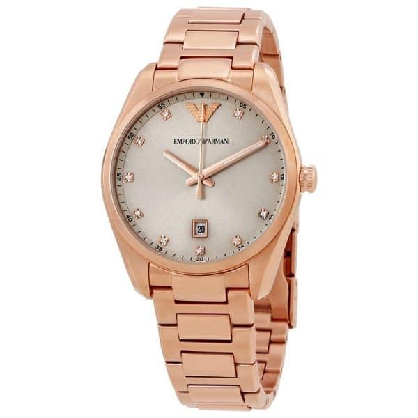 שעון אמפוריו ארמני לנשים Ar6065