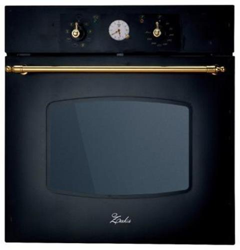 תנור בנוי Sachs EB56-ECA-7 שחור ענתיק+שעון