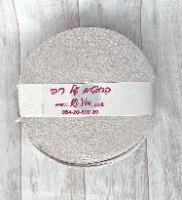 חוט טריקו צבע אפור בהיר, חוט טריקו לסריגה , חוטי טריקו פרוסים צבע אפור בהיר, חוטים לסריגת שטיחים