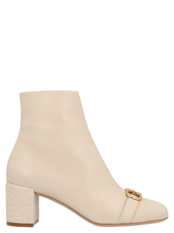 נעלי Salvatore Ferragamo לנשים  PRIMULA PEONY מידה 5.5US