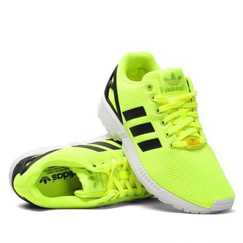 נעלי ספורט אדידס ZX FLUX צהוב