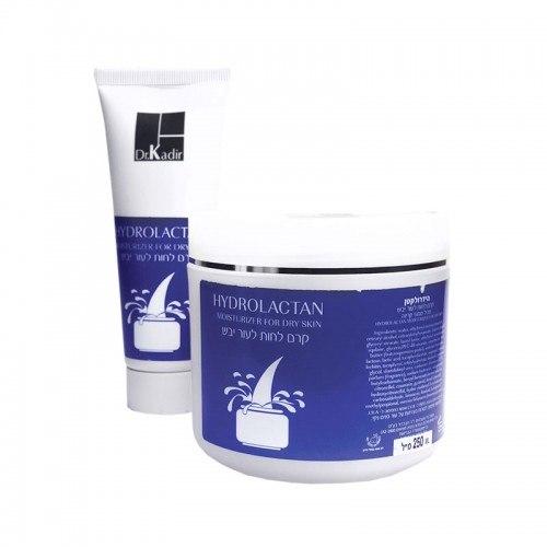 """ד""""ר כדיר הידרולקטן לחות לעור יבש - Dr. Kadir Hydrolactan Moisturizer For Dry Skin"""