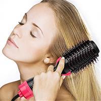 2 ב 1 - מברשת פן לייבוש מהיר ועיצוב שיער