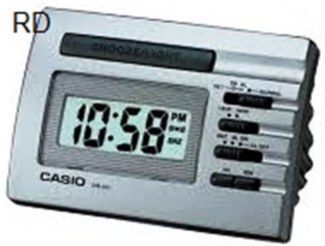 שעון מעורר דיגיטלי קסיו CASIO DQ-541
