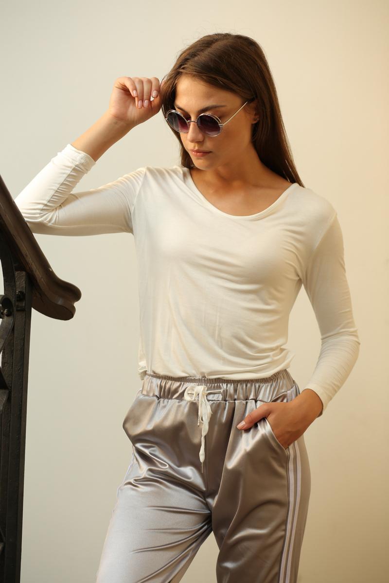 חולצת בייסיק שרוול ארוך