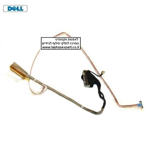 כבל מסך למחשב נייד דל Dell Studio 1569 LCD Video Cable DD0RM6LC000 , CWWJH
