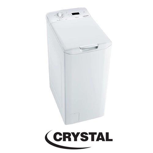 """מכונת כביסה פתח עליון 6 ק""""ג Crystal  דגם CT6100"""