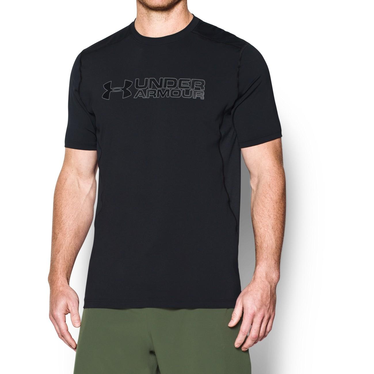 חולצת אנדר ארמור Under Armour Raid Graphic SS T-Shirt 1292648-001