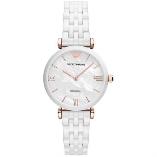 שעון אמפוריו ארמני לנשים Ar1486
