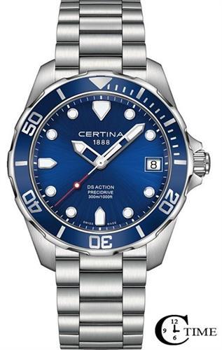 שעון סרטינה דגם C0324101104100 Certina