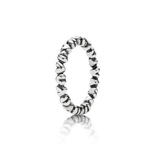 טבעת כסף פנדורה 190837