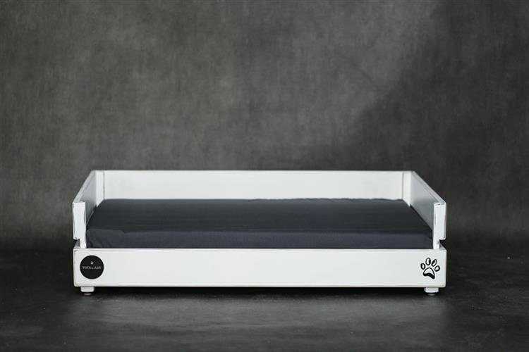 מיטות- דינגו L לבן ווש