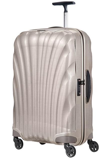 """מזוודה בינונית סמסונייט קוסמולייט 25"""" Samsonite Cosmolite 69cm"""
