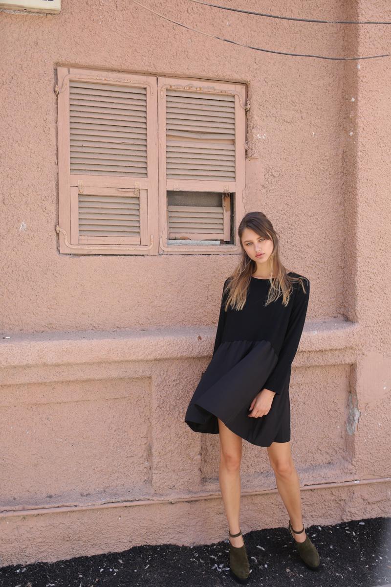 שמלת רביד אוברסייז