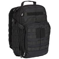 תיק טקטי 5.11  56892 RUSH 12 BACKPACK BLACK