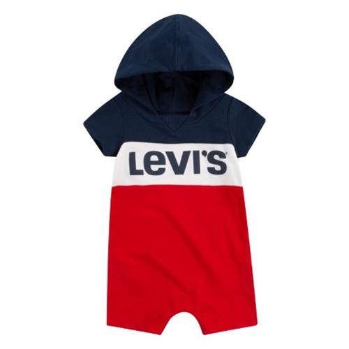 אוברול שילוב צבעים תינוקות LEVIS