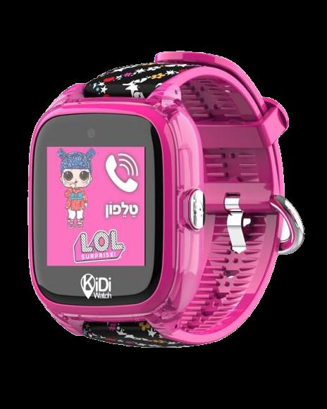 שעון GPS לילדים - KidiWatch Pro 2.1 המקורי - LOL