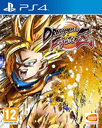 זמין במלאי Dragon Ball FighterZ PS4