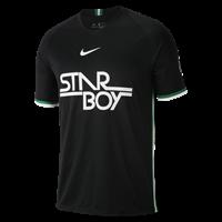 חולצת אימון ניגריה שחורה 18/19 - Wizkid Starboy