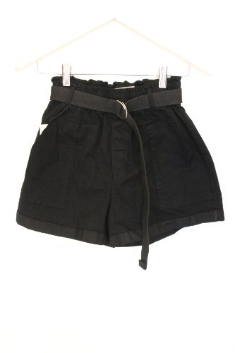 מכנסי סול שחור