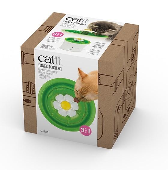 מזרקת מים 3 ליטר CatIT