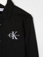 CK מכופתרת שחורה מידות 4-16