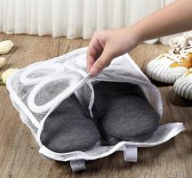 תיק רשת לשטיפת נעליים