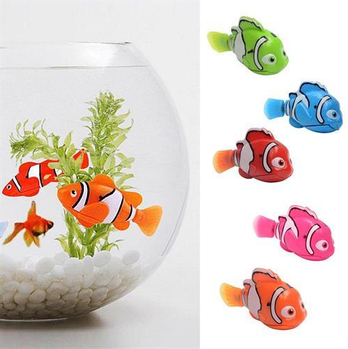 דג מחמד רובוטי