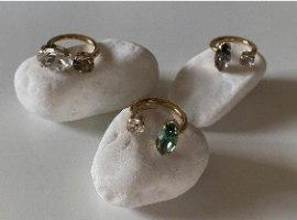 טבעת ורוניקה זהב