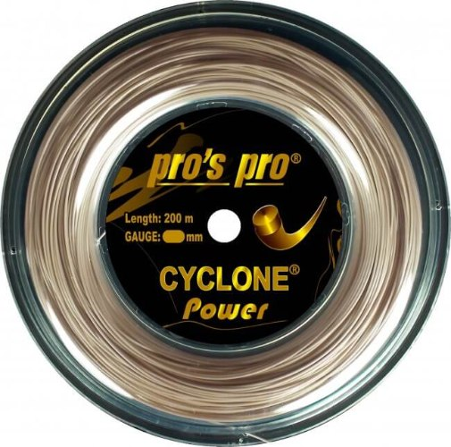 סליל גידים - PROS PRO CYCLONE POWER