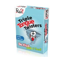 Triple Tongue Twisters - משחק שובר שניים