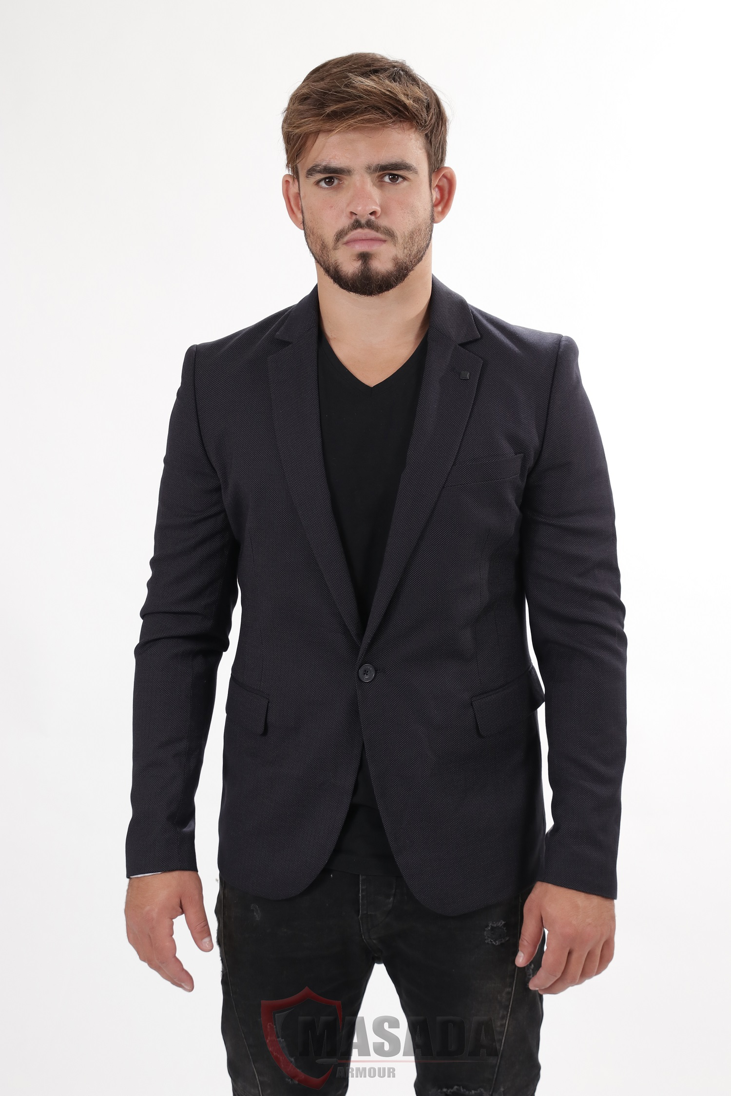 Bulletproof VIP suit jacket