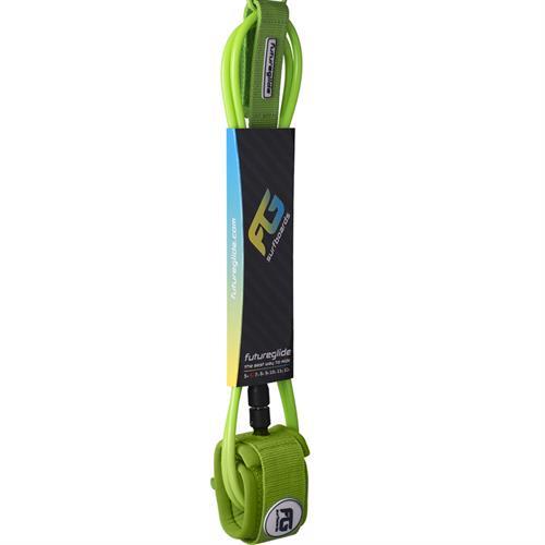 ליש 6ft ירוק/ירוק תוצרת FutureGlide