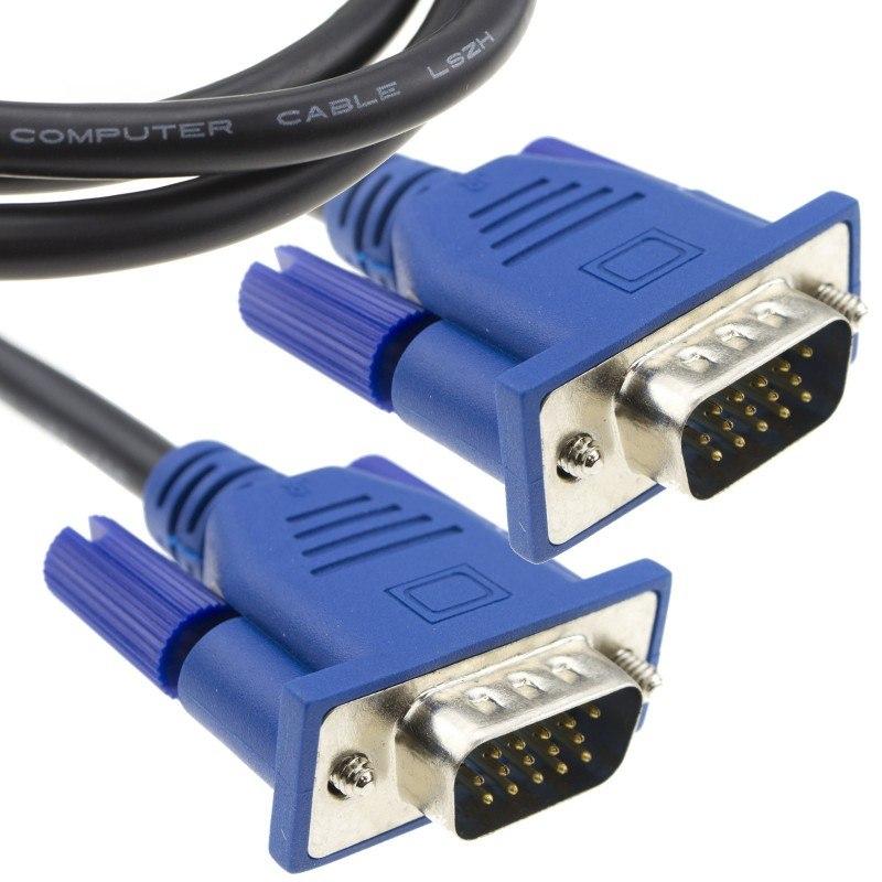 כבל VCOM VGA MM 7.5M