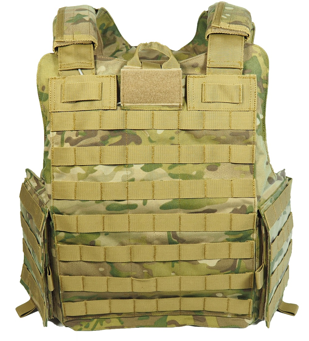 Ciras plate carrier-fast release