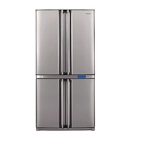מקרר 4 דלתות Sharp Sjx5406