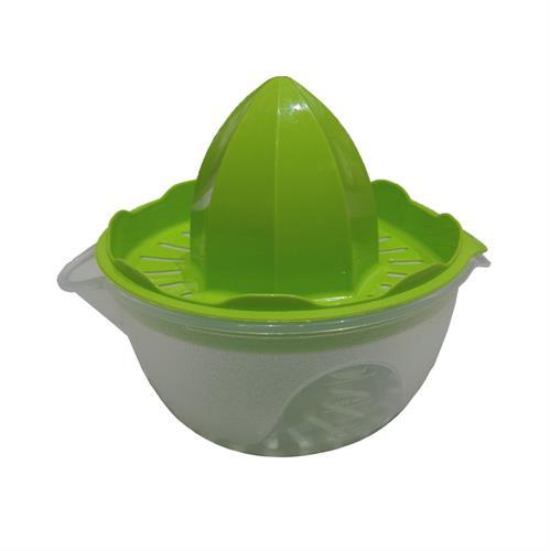 מסחטת לימון פלסטיק נמוכה צבעונית