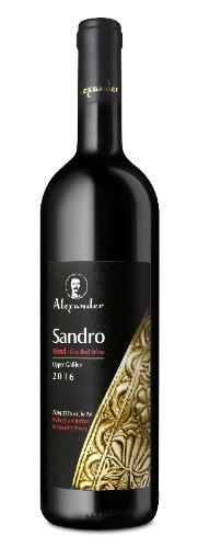 יין אדום בלנד, סנדרו 2016