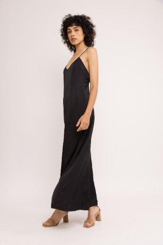 שמלת לילי שחורה