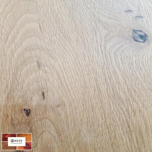 פרקט עץ אלון אירופאי מולבן בגמר לכה