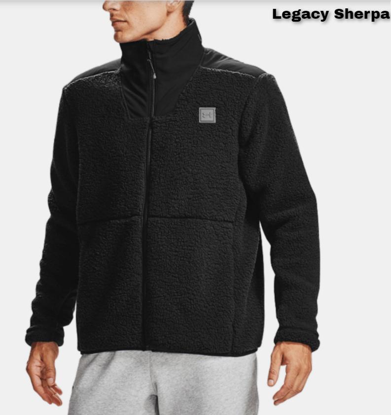 פליז Men's UA Legacy Sherpa Swacket Under Armour