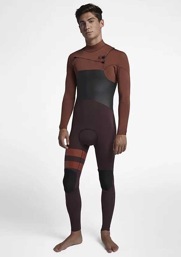 3/2MM HURLEY ADVANTAGE PLUS WETSUIT BR