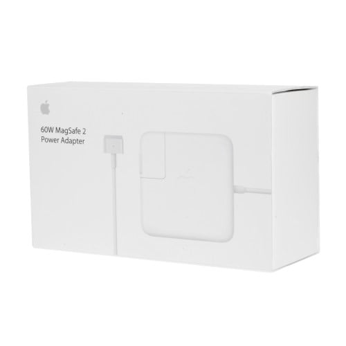 מטען למקבוק Apple MD565Z/A 60W MagSafe 2 - יבואן רשמי!