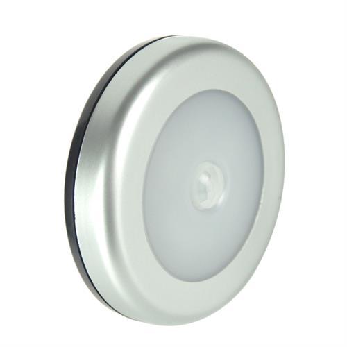 מנורת לד עם חיישן תנועה להתקנה בכל מקום