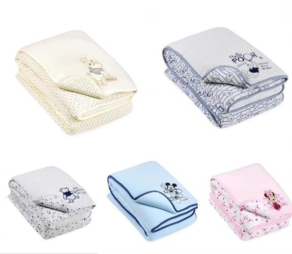 שמיכות קיץ מותגים למיטת תינוק או מעבר